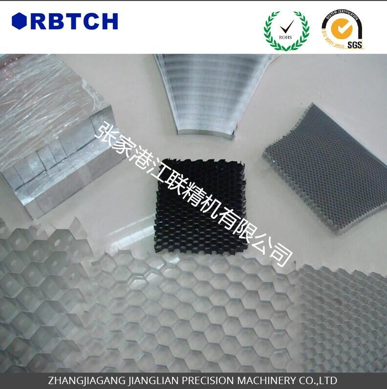 aluminum honeycomb core strips